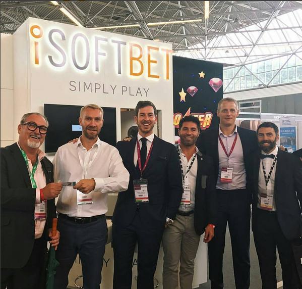 iSoftBet winners